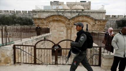 HAMAS: Profanaciones a Al-Aqsa serán chispas de nueva Intifada