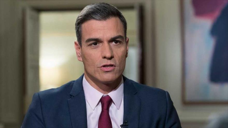Sánchez cuestiona voluntad de diálogo de independentistas catalanes