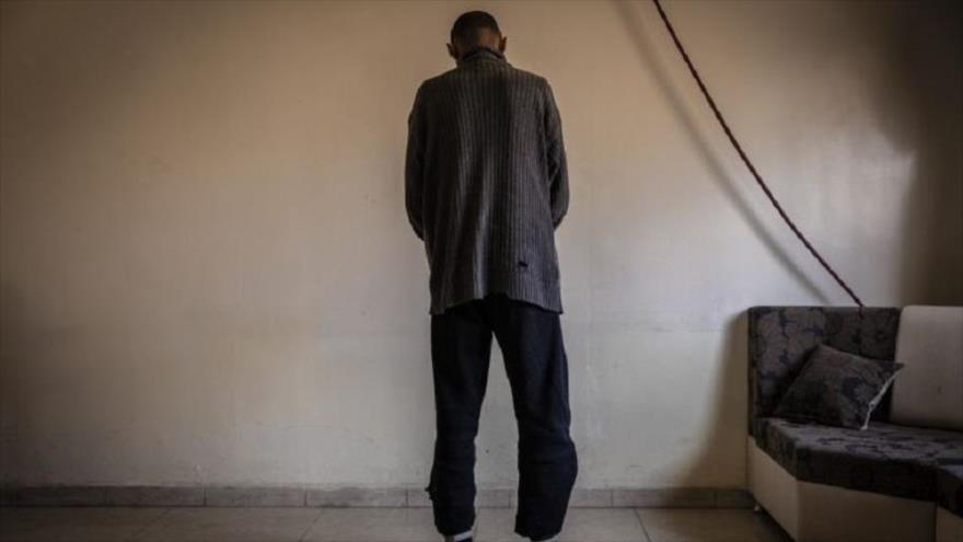 Muhamad Khalifa, el narrador en inglés de los vídeos de Daesh.