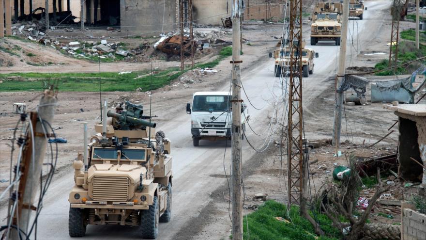 """Rusia alerta de planes de EEUU para crear un """"cuasi estado"""" en Siria"""