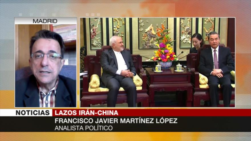 López: China reconoce importancia de Irán en lucha antiterrorista