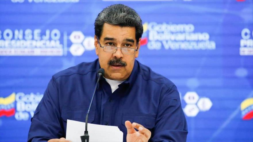 Maduro: Venezuela recibirá 300 toneladas de ayuda enviada por Rusia