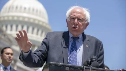 Sanders aspira a ser candidato demócrata en elecciones de 2020