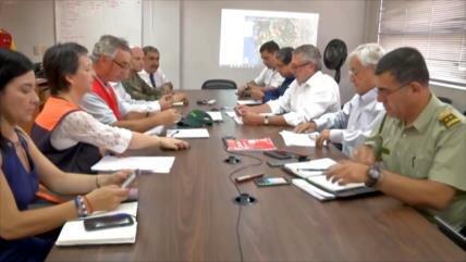 Catalogan de racista al Gobierno derechista de Sebastián Piñera