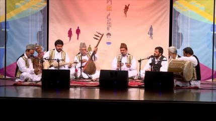 Teherán celebra 34º Festival Internacional de Música de Fayr
