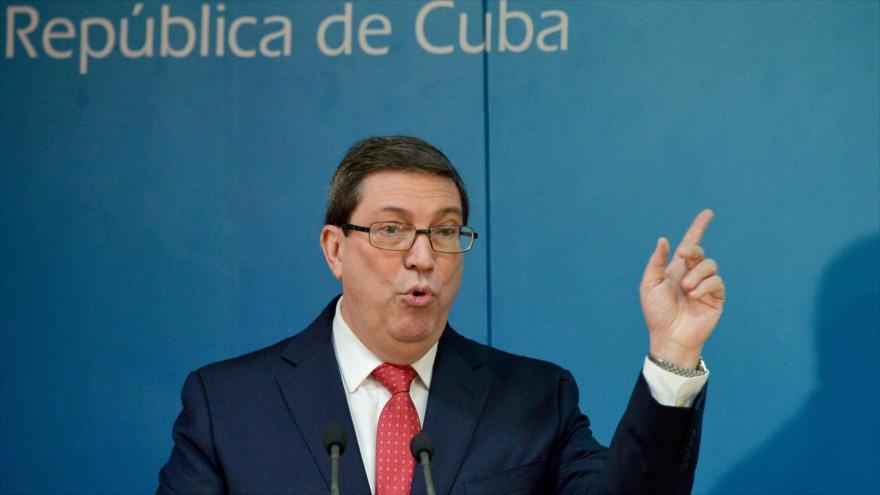 "Cuba: EEUU usa ""pretexto humanitario"" para invadir Venezuela"