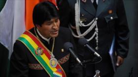 Morales denuncia ataques injerencistas de EEUU a Venezuela