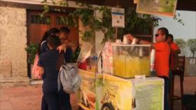Gobierno colombiano persigue a los trabajadores informales