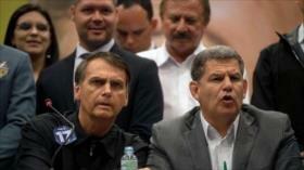 """Brasil ayudará a EEUU a forzar la entrada de """"ayuda"""" a Venezuela"""