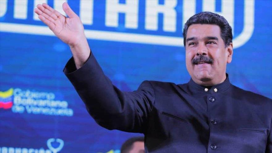 """Maduro a Guaidó: Convoque elecciones para """"darle una revolcada"""""""