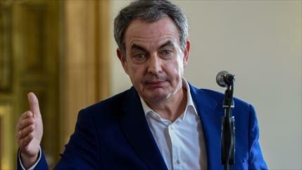"""Zapatero: Emplear """"la fuerza"""" en Venezuela resultará """"dramático"""""""