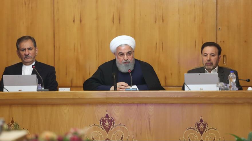 Rohani: las tensiones entre Teherán y Washington están al máximo