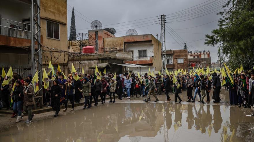 Gobierno de Al-Asad rechaza la autonomía kurda en norte de Siria