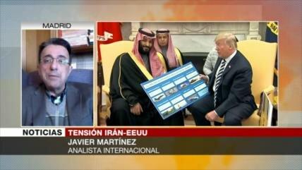 López: EEUU da tecnología nuclear a Riad, que fomenta terrorismo