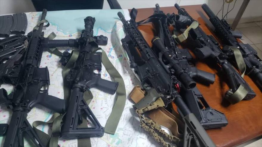 """Detienen en Haití por """"conspiración"""" a 5 estadounidenses armados"""