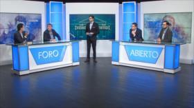 Foro Abierto; Venezuela: Maduro critica nuevo intento de injerencia de Trump