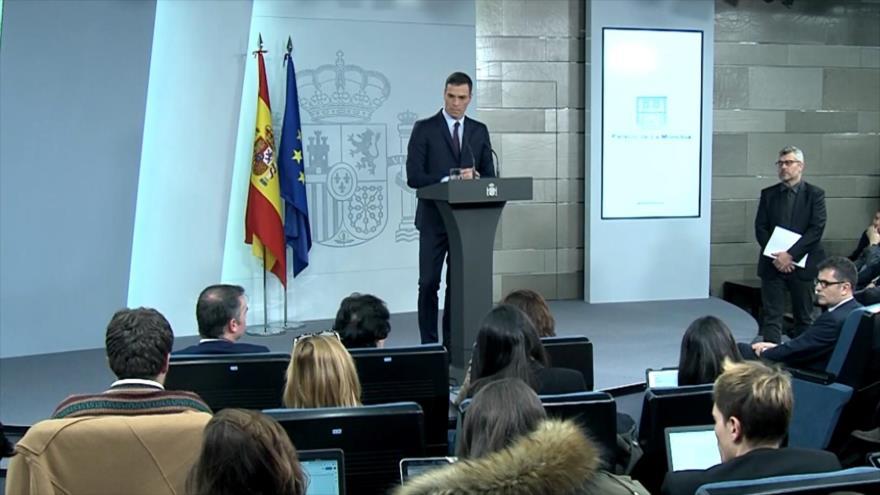 PP acusa al Gobierno de vender España a quienes quieren destruirla