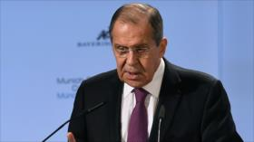 Lavrov: Amenazas de EEUU contra Venezuela violan Carta de la ONU