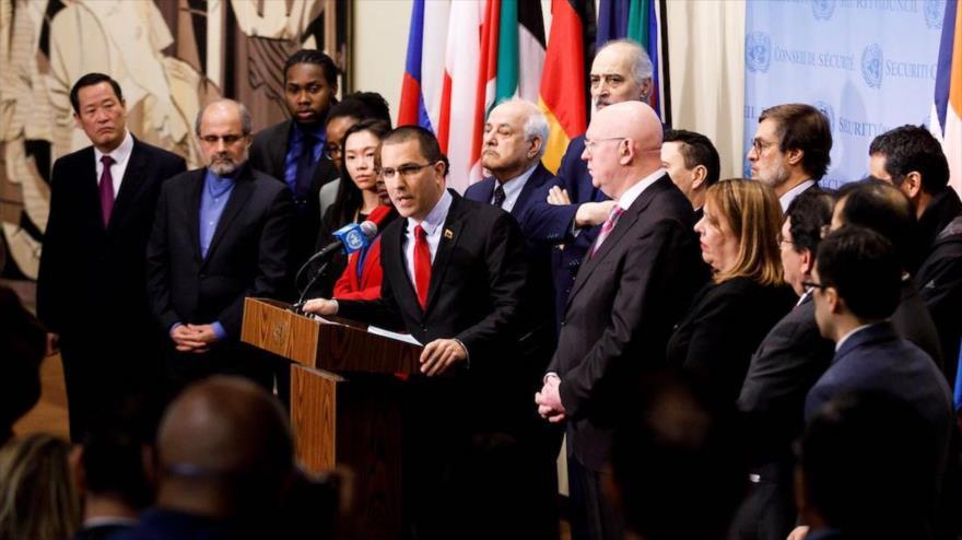 Venezuela pide esfuerzos en ONU para evitar intervención militar | HISPANTV