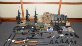 Teniente supremacista planeaba un 'asesinato en masa' en EEUU
