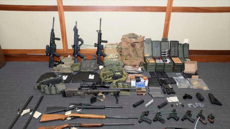 Teniente supremacista planeaba un 'asesinato en masa' en EEUU | HISPANTV