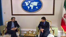 """""""Irán no se rendirá ante las presiones de Estados Unidos"""""""