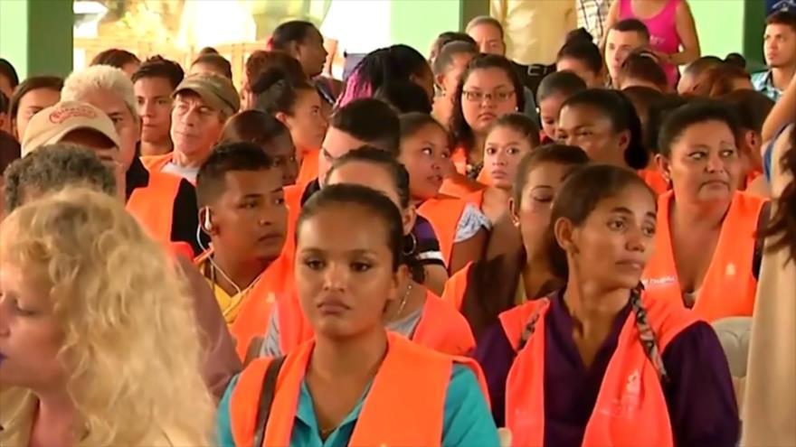 Rechazan contratación de activistas políticos en Honduras