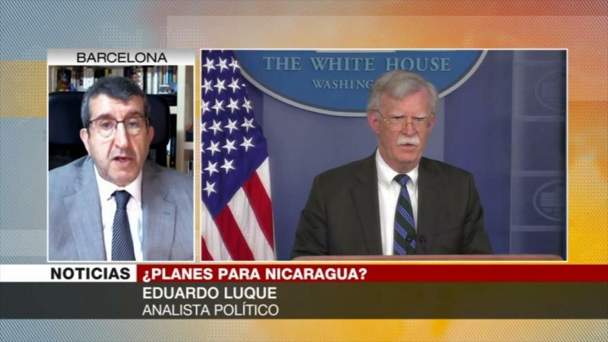 Luque: EEUU busca una guerra por interposición en A.Latina