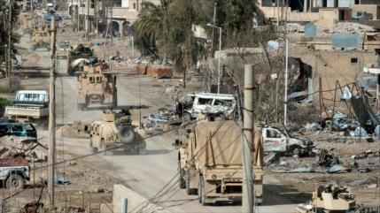 'Europa rechaza suplir tropas de EEUU tras su retiro en Siria'