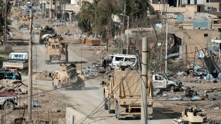 Informe: Europa rechaza suplir tropas de EEUU tras su retiro en Siria