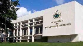 El Salvador repudia amenazas militares de EEUU contra Venezuela