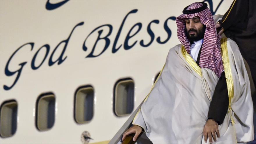 ¿Por qué el príncipe heredero saudí está de gira por Asia?