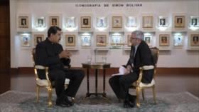 Entrevista Exclusiva: Nicolás Maduro