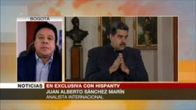 Marín: A EEUU no le interesa el diálogo propuesto por Maduro