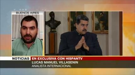 Villasenin: Venezuela dirá el 23 de febrero que quiere la paz