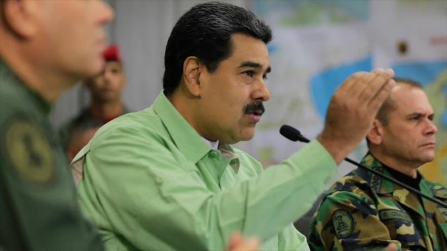 'Venezuela vive gran provocación lanzada desde EEUU y Colombia'