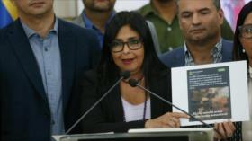 Venezuela: Ayudas de EEUU son para justificar intervención militar