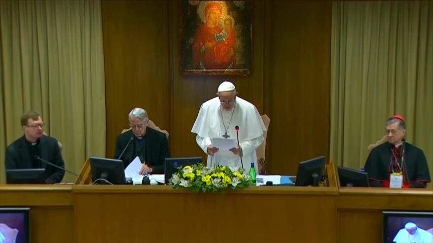Cumbre antipederastia: Papa pide escuchar el grito de los niños | HISPANTV