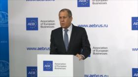 Lavrov: Aumenta el diálogo político entre Moscú y la UE