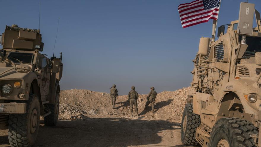 EEUU admite que pretende mantener en Siria a 200 militares