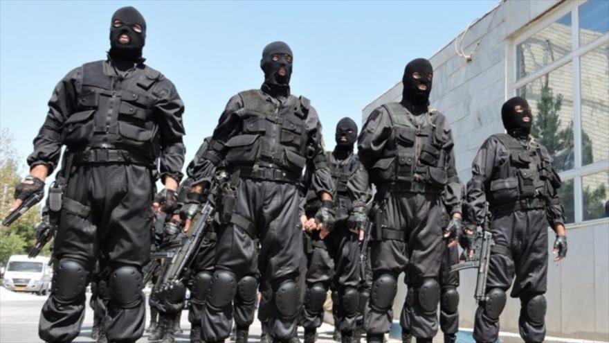 Inteligencia iraní captura a 13 terroristas de Daesh