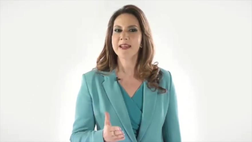 Hija de Ríos Montt podría llegar a la Presidencia de Guatemala