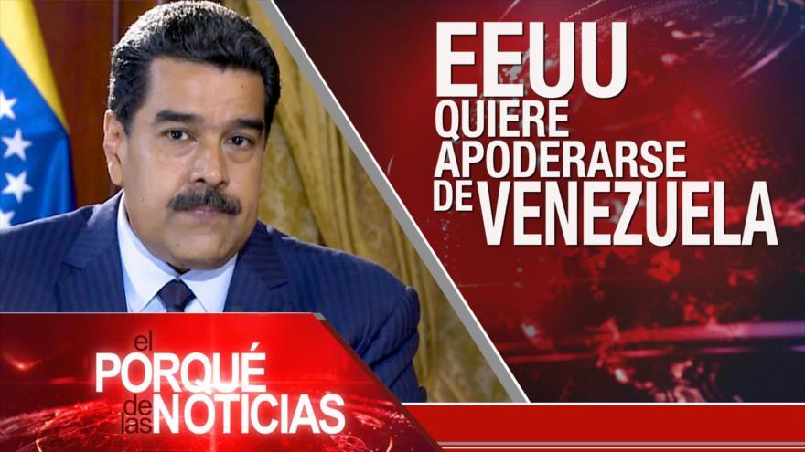 El Porqué de las Noticias: Declaraciones de Maduro. Protestas en Cataluña. Relaciones Rusia-Unión Europea