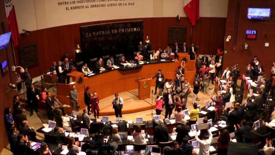 Senado mexicano vota a favor de la Guardia Nacional | HISPANTV