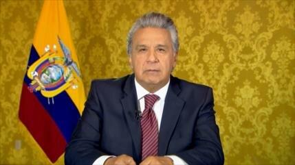 Lucha anticorrupción en Ecuador enfrenta a Moreno contra Correa