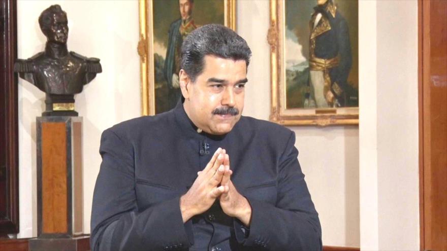 Maduro agradece apoyo de Irán y países musulmanes ante injerencias