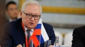 Rusia reitera su respaldo a Venezuela ante planes golpistas