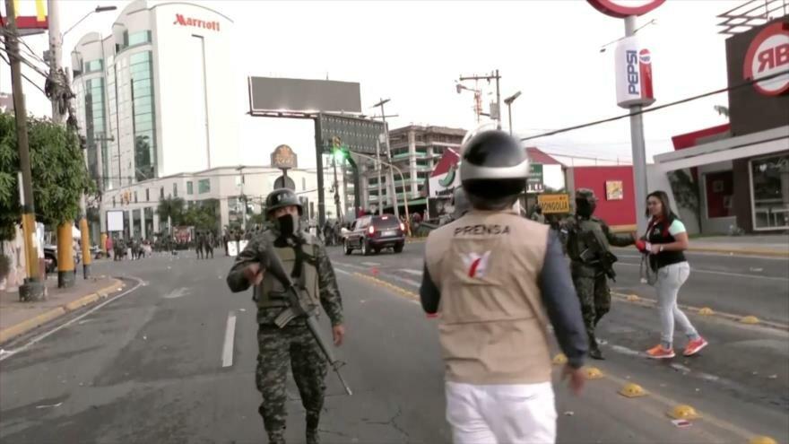 ONU: Honduras sigue violentando derechos humanos