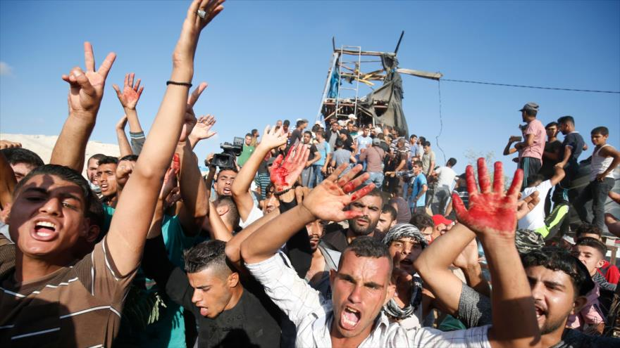 Israel esconde los documentos sobre sus crímenes contra palestinos | HISPANTV