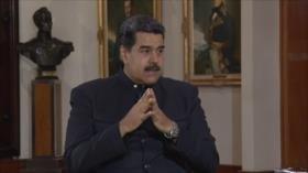 Maduro: Trump quiere hacerse con las riquezas de Venezuela